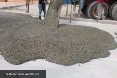 Slab-on-Grade-Warehouse