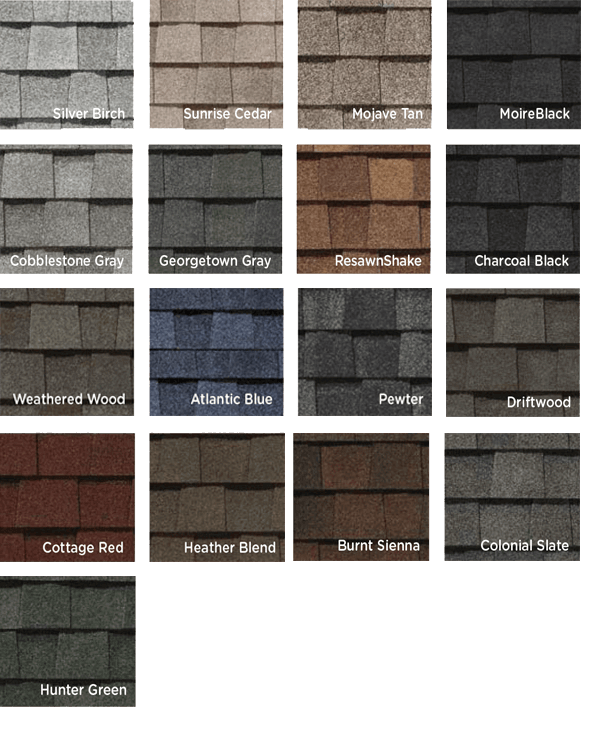 Landmark Series Specialized In Roof Shingles Oriental Housetop Malaysia